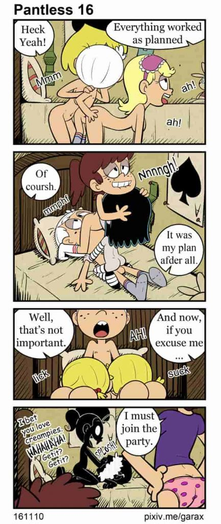 the loud house naked sex