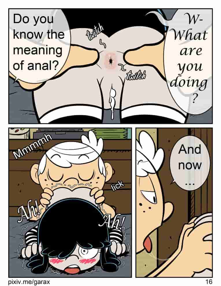 lucy loud porn